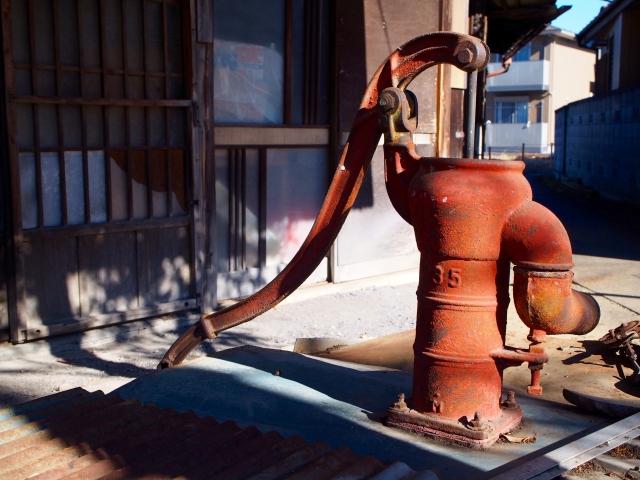 井戸水はメリットだらけ