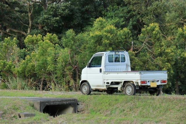 日本の道には軽トラが最適で最強