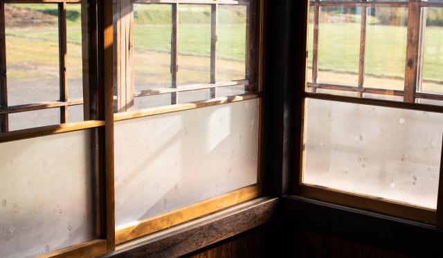 田舎暮らしの寒さ対策~古民家の窓をリフォームする
