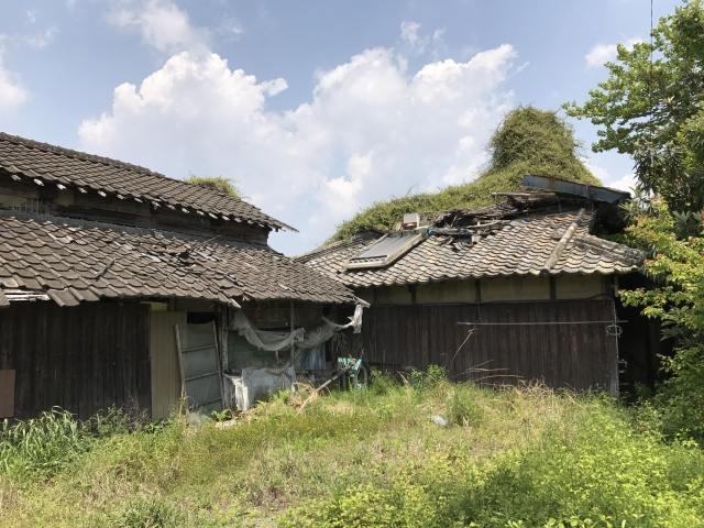 田舎の空き家は不良債権【田舎の中古物件の適正相場】
