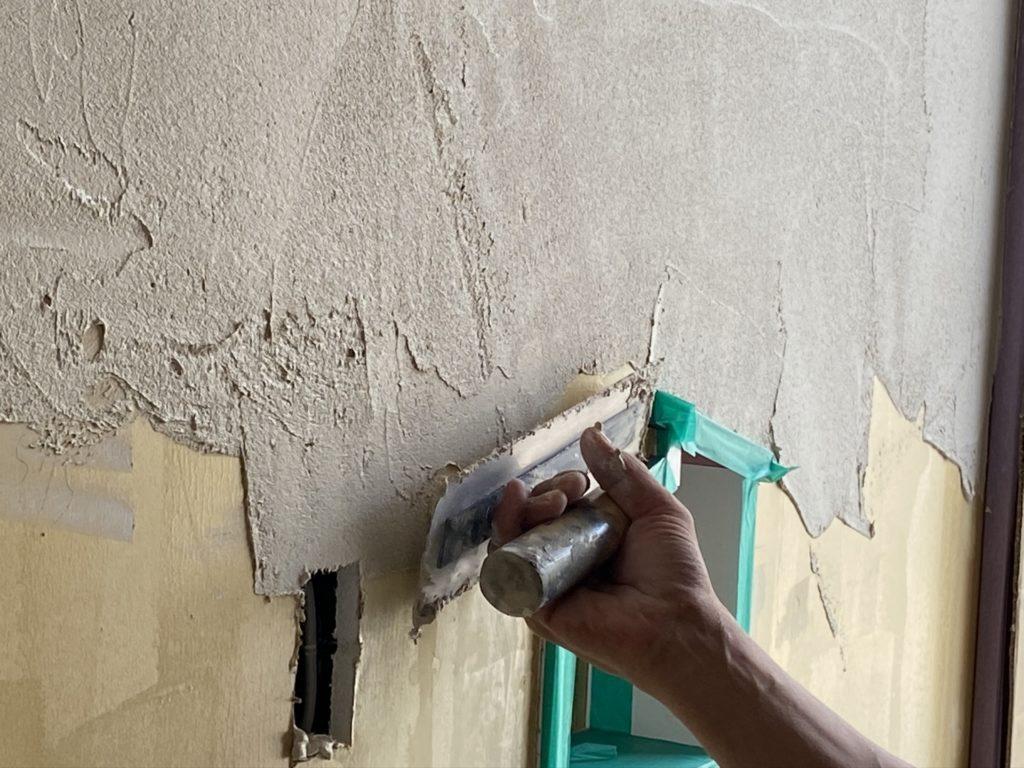 【内装用壁材の基礎知識】塗壁のメリット・デメリット