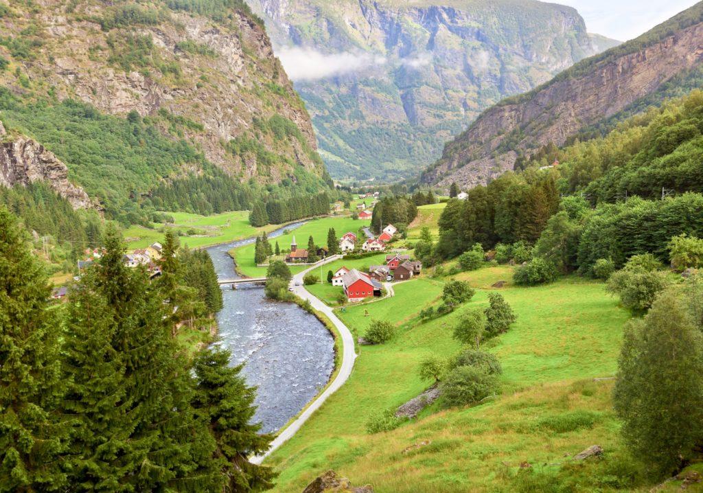 ノルウェー「フロム」