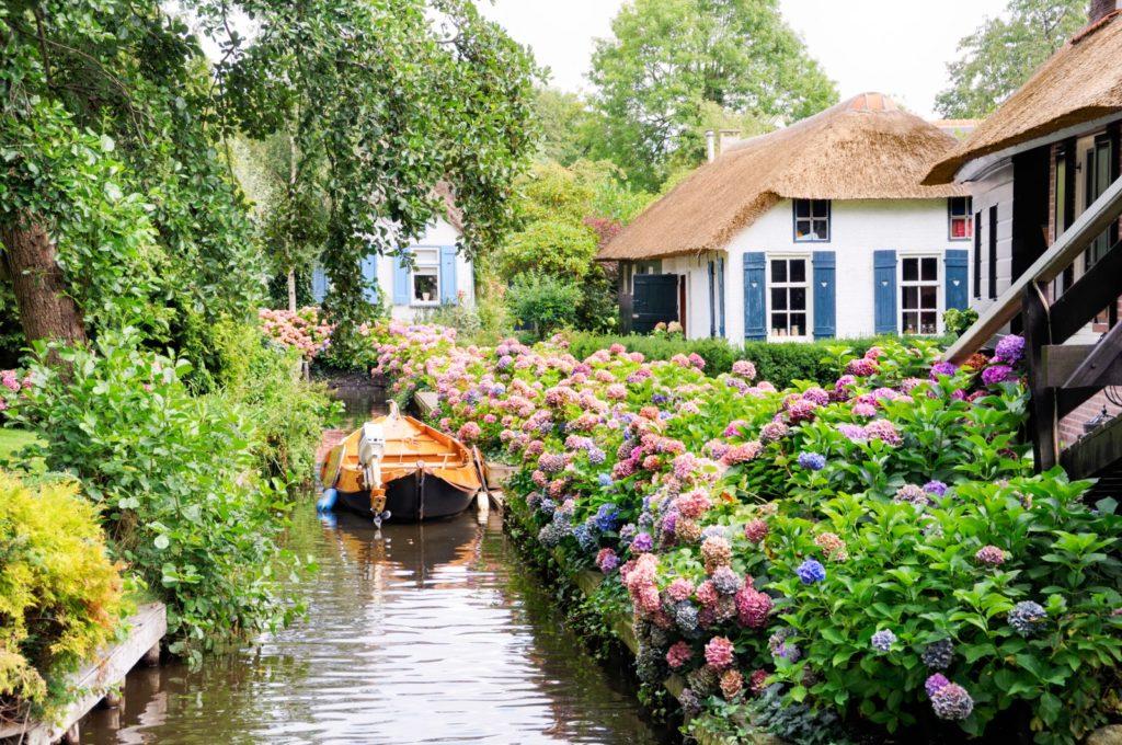 オランダ「ギートホールン」