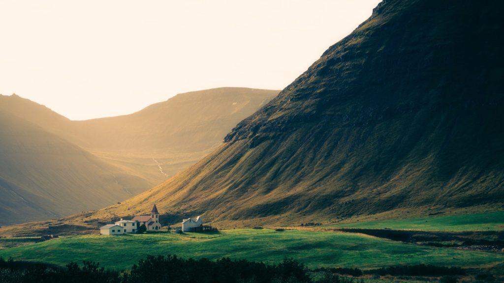 アイスランド「イーサフィヨルズル」
