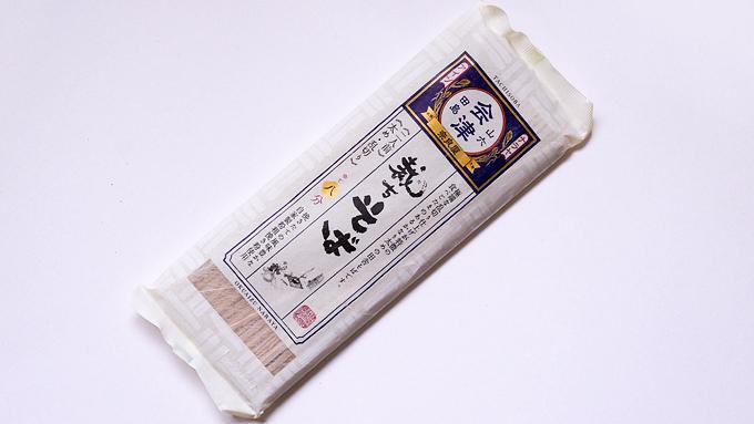 会津奈良屋の「裁ちそば」