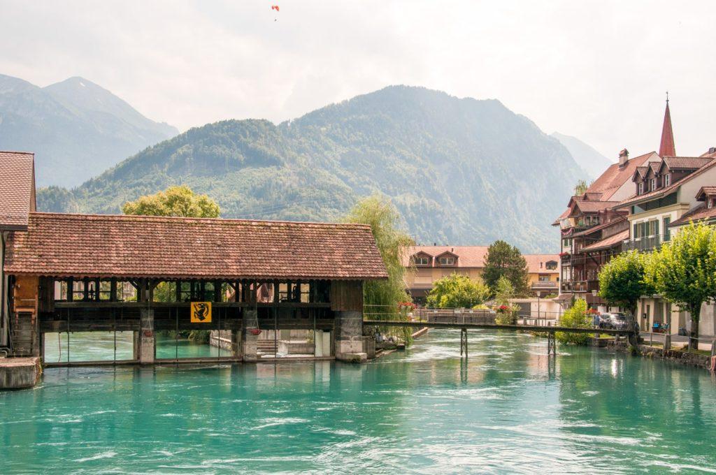 スイス「インターラーケン」